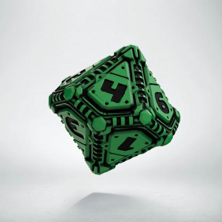 K10 Tech Zielono-czarna