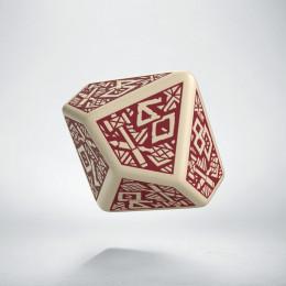 K100 Krasnoludzka Beżowo-bordowa (1)