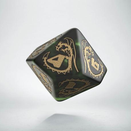 K10 Smocza Butelkowo zielono-złota (1)