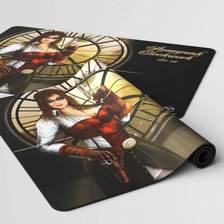 Q WORKSHOP Branded Gaming Mat 35x50cm