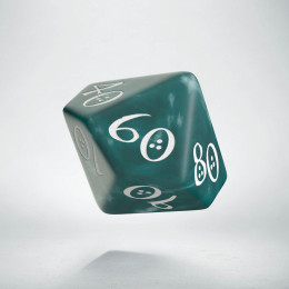 D4 Elvish Glacier & white Die (1)