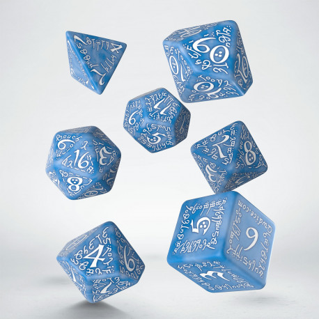 D4 Classic Stormy & white Die (1)