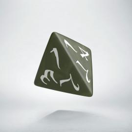 K4 Klasyczna Oliwkowo-biała (1)