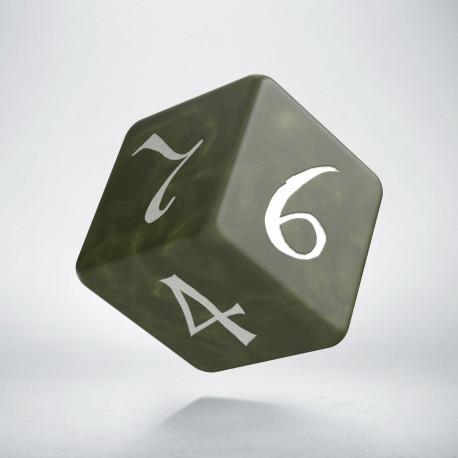 K6 Klasyczna Oliwkowo-biała (1)