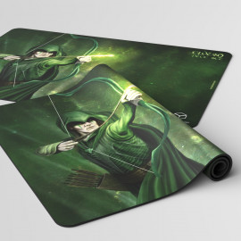 Elvish Archer Gaming Mat 35x50cm