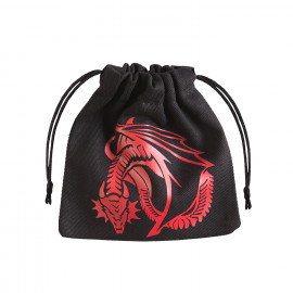 Dragon Black & red Dice Bag [unusual]
