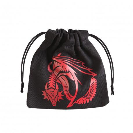 Dragon Black & red Dice Bag [unusual]