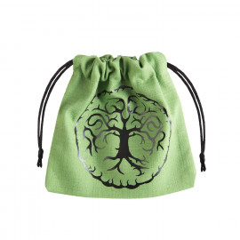 Forest Green & Black Dice Bag [unusual]