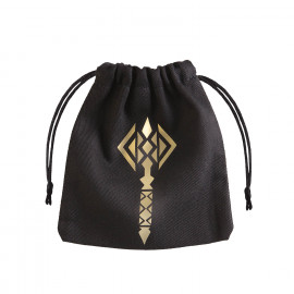 Hammer Black & gold Dice Bag [unusual]