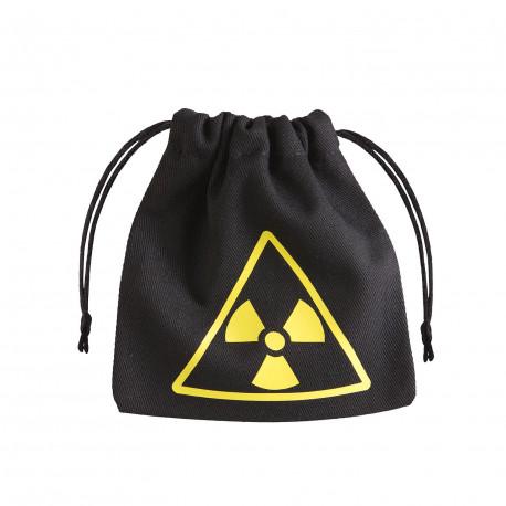 Sakiewka Nuklearna Czarno-żółta [unusual]