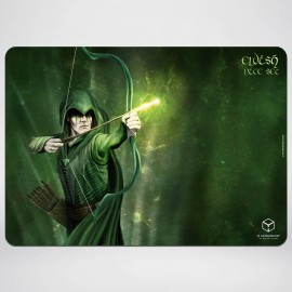 Elvish Archer Gaming Mat 35x50cm