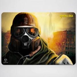 Nuke Gaming Mat 35x50cm