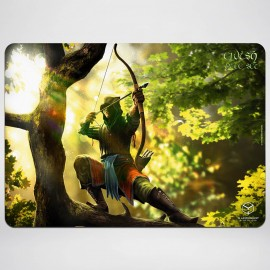 Mata do Gry Elf Leśny 35x50cm