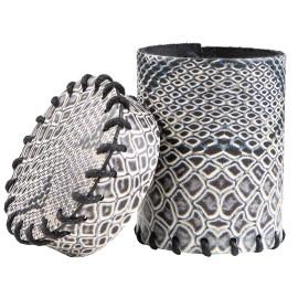 Dragonhide Laminated Dice Cup