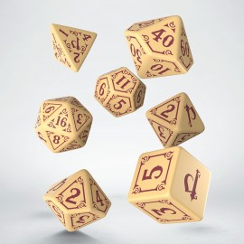 Pathfinder Second Edition Dice Set (7)