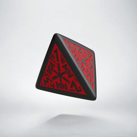 K4 Krasnoludzka Czarno-czerwona (1)