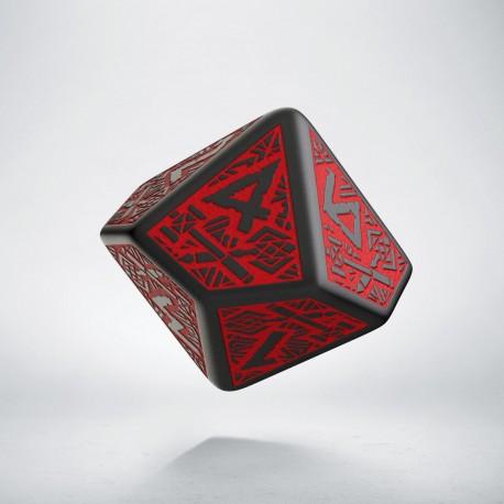 K10 Krasnoludzka Czarno-czerwona (1)