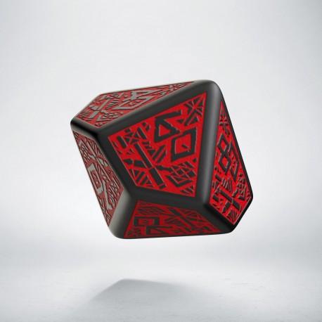 K100 Krasnoludzka Czarno-czerwona (1)