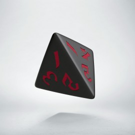 D4 Classic Runic Black & red