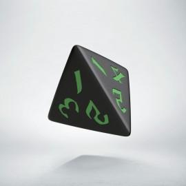 K4 Klasyczno Runiczna Czarno-zielona