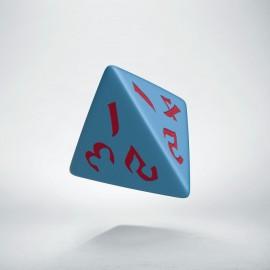 K4 Klasyczno Runiczna Niebiesko-czerwona
