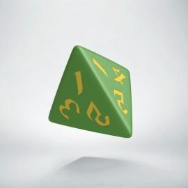 D4 Classic Runic Green & yellow