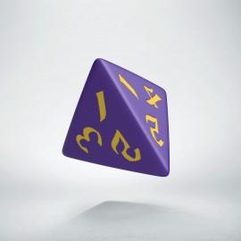 K4 Klasyczno Runiczna Fioletowo-żółta