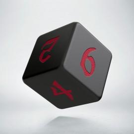 K6 Klasyczno Runiczna Czarno-czerwona