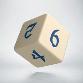 K6 Klasyczno Runiczna Beżowo-niebieska
