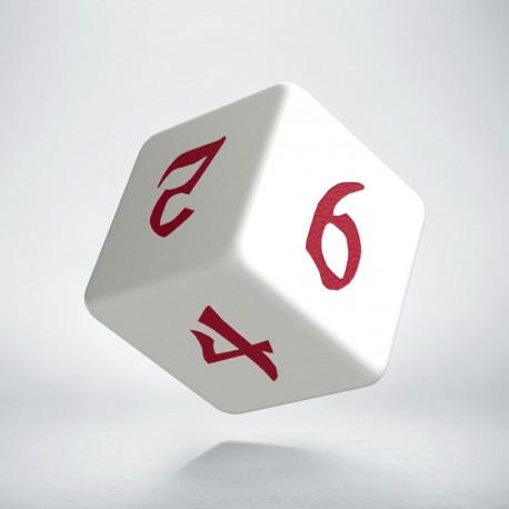 K6 Klasyczno Runiczna Biało-czerwona