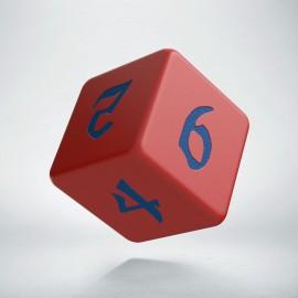 K6 Klasyczno Runiczna Czerwono-niebieska