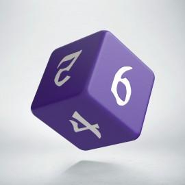 K6 Klasyczno Runiczna Fioletowo-biała