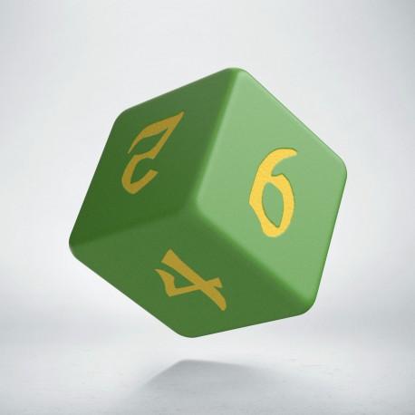 K6 Klasyczno Runiczna Zielono-żółta