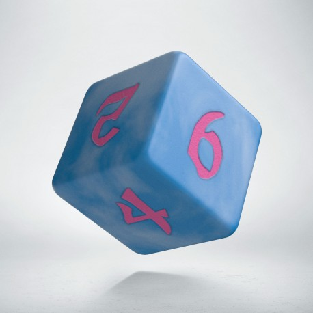 D6 Classic Runic Glacier & pink