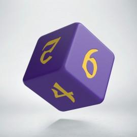 K6 Klasyczno Runiczna Fioletowo-żółta
