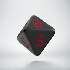 D8 Classic Runic Black & red