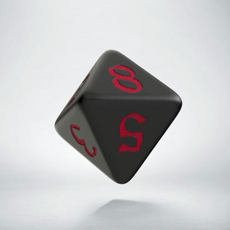 D8 Classic Runic Black & red
