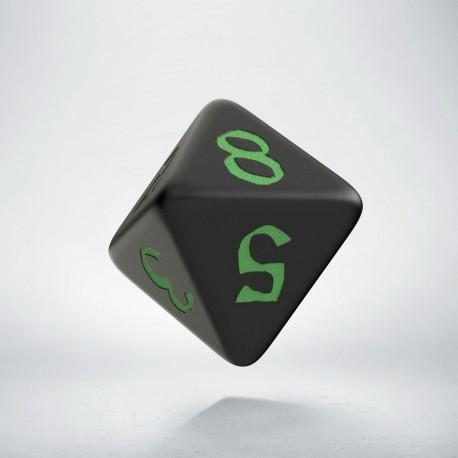 D8 Classic Runic Black & green