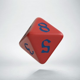 D8 Classic Runic Red & blue