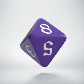 D8 Classic Runic Purple & white