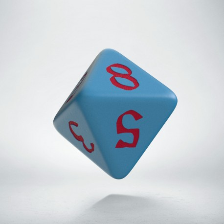 D8 Classic Runic Blue & red
