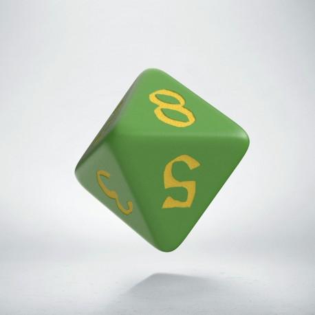 D8 Classic Runic Green & yellow