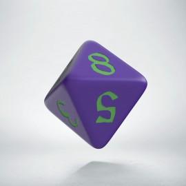 D8 Classic Runic Purple & green
