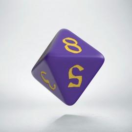 D8 Classic Runic Purple & yellow