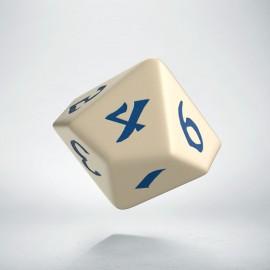 K10 Klasyczno Runiczna Beżowo-niebieska