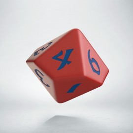 D10 Classic Runic Red & blue