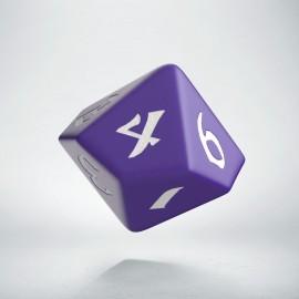 D10 Classic Runic Purple & white
