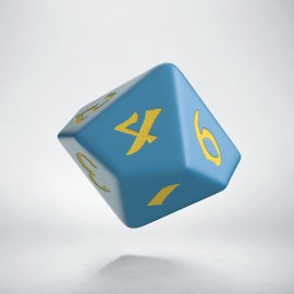 D10 Classic Runic Blue & yellow