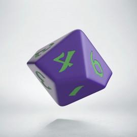 D10 Classic Runic Purple & green