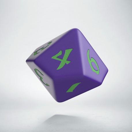 K10 Klasyczno Runiczna Fioletowo-zielona